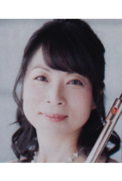 藤田 圭子(フルート)